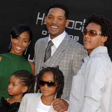 La Famille de Will Smith au complet