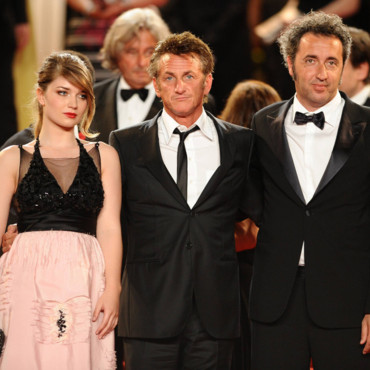 Eve Hewson, Sean Penn et Paolo Sorrentino pour This Must Be The Place