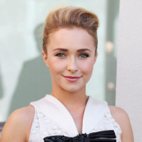Photo : Hayden Panettiere, reine du style rock à Milan