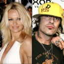 Photo : Pamela Anderson et Tommy Lee