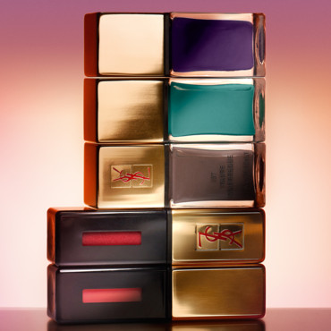 Visuel d'ambiance summer collection 2013 Yves Saint Laurent