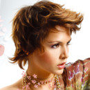 Coupes de cheveux Intercoiffure : 2005, Rhapsody