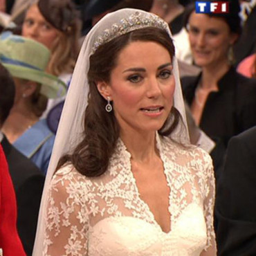 Kate Middleton mariée