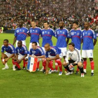 people : Equipe de France de Football