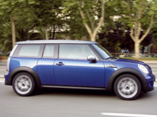 Mini Clubman BMW