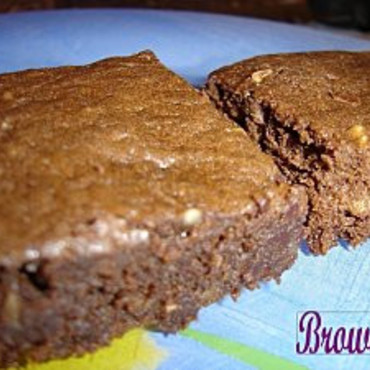 Brownies façon brownie Brossard