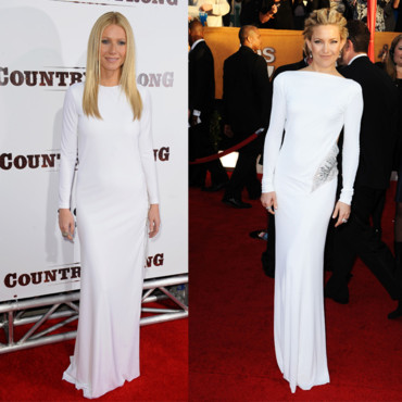 Duel de star Gwyneth Paltrow Kate Hudson
