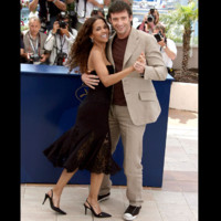 Photo : Halle Berry et Hugh Jackman au Festival de Cannes 2006