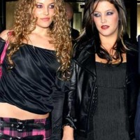 Photo : Lisa Marie Presley et Riley Keough