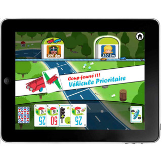 Nouvelle application Mille Bornes sur iPhone et iPad