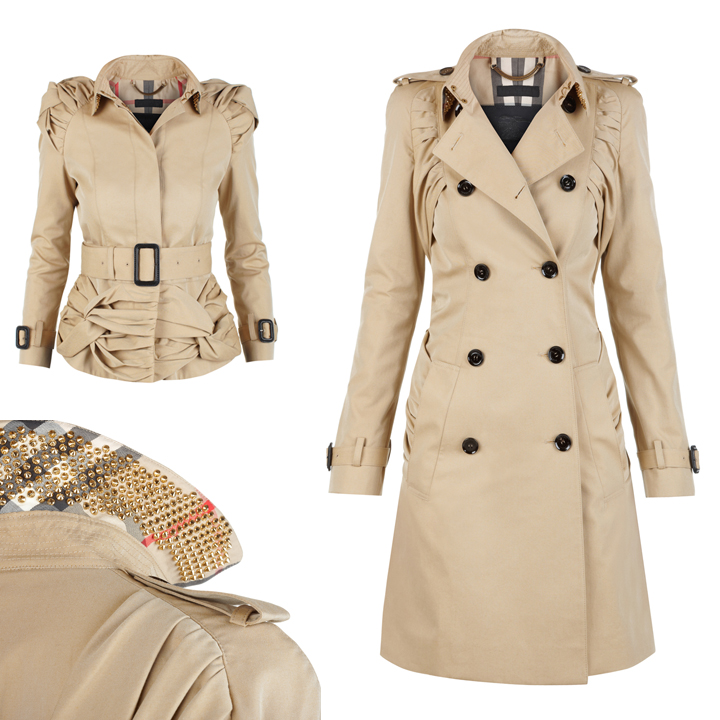 24f2464a9d3c77 trench burberry femme d occasion,Manteau Burberry The Westminster Trench  Coat Heritage Long Coton 50 Blanc ...