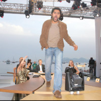 Photo : Jamel Debbouze fait le show à Cannnes