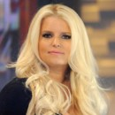 Jessica Simpson sur le plateau de Good Morning America en septembre 2012