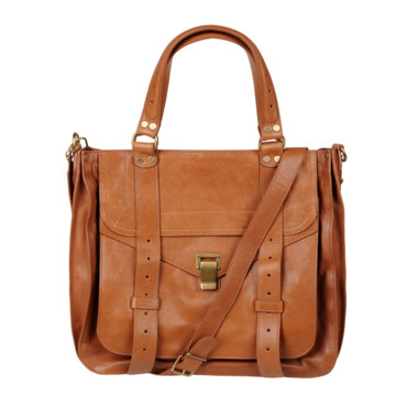 Sac cartable Proenza Schouler 1450 euros sur The Corner.com