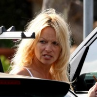 Photo : Pamela Anderson sans maquillage!