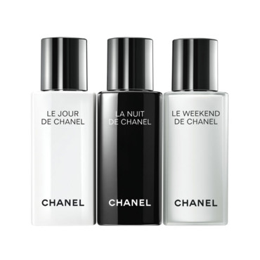 les temps essentiels chanel r invente le rituel du soin visage beaut. Black Bedroom Furniture Sets. Home Design Ideas