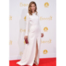 Michelle Monaghan en robe Giambattista Valli Couture lors des Emmy Awards le 25 août 2014 à Los Angeles