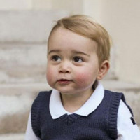 Photo officielle du Prince George 2