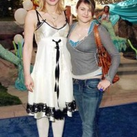 Photo : Courtney Love, Frances Bean Cobain
