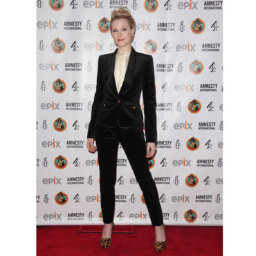 Evan Rachel Wood en Jason Wu