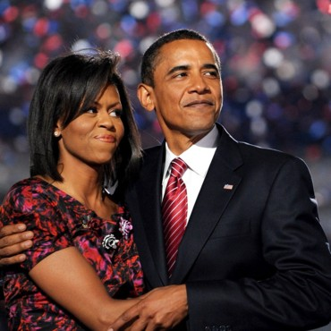 Michelle Obama et Barack Obama