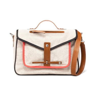 Sac cartable Zara 39,95 euros