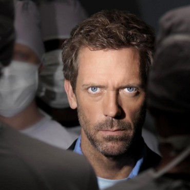 Hugh Laurie dans Dr House