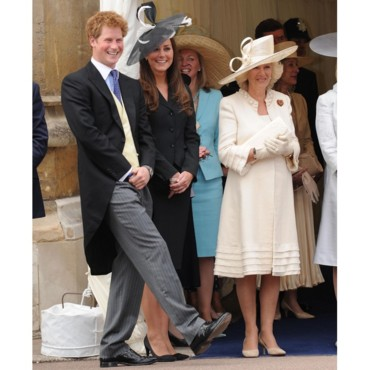 people : Prince Harry, Kate Middleton et Camila Parker-Bowles