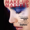 sephora concours maquillage make up masters