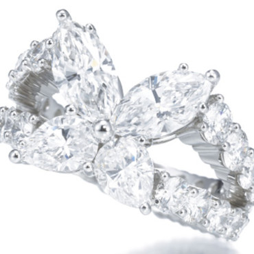 Bague Harry Winston