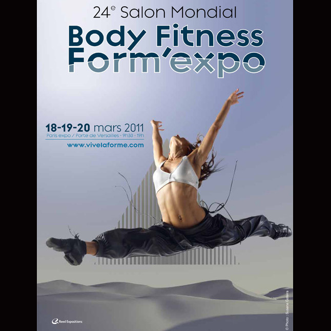 Je bouge mon corps au salon body fitness form expo ce week for Salon body fitness