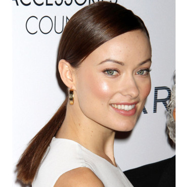 Olivia Wilde et sa queue de cheval basse
