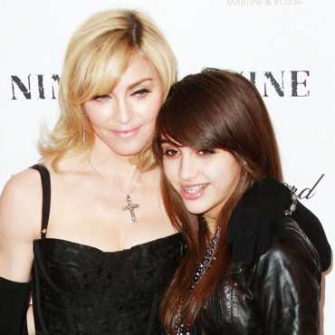 Madonna et sa fille Lourdes