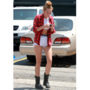 Miley Cyrus et son look grunge
