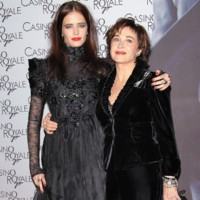 Photo : Eva Green et sa mère Marlène Jobert