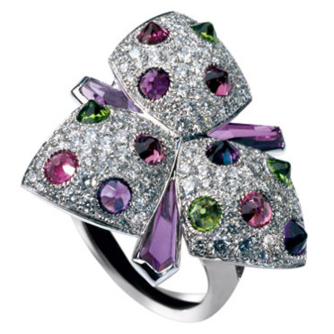 Caresse d'orchidée de Cartier - Copyright © <F.Dieleman-Cartier>