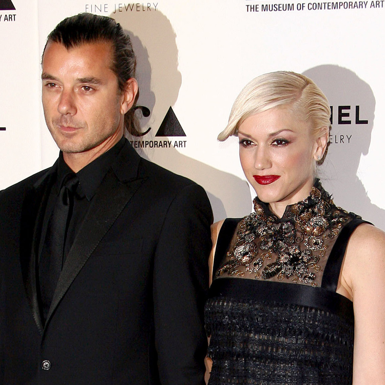 Gwen Stefani couple