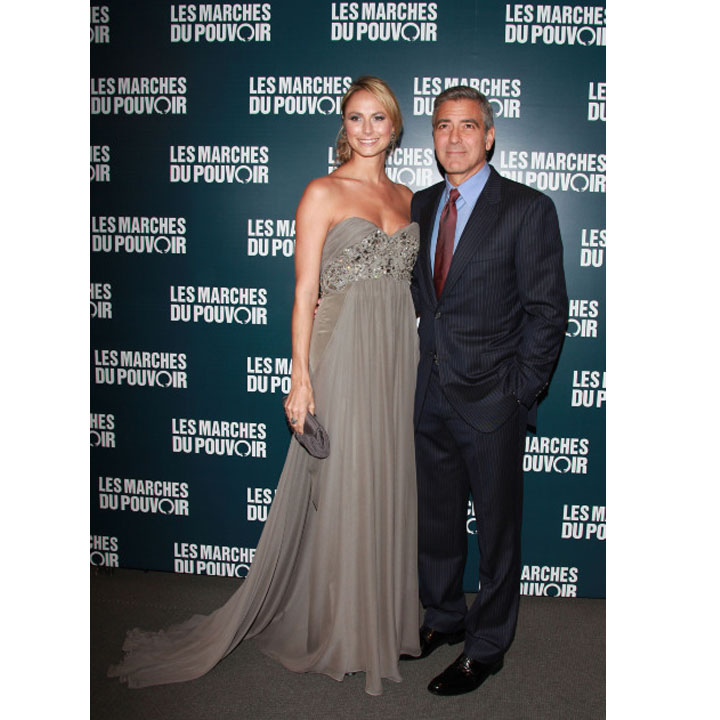 Stacy Keibler en Marchesa