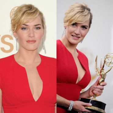 Kate Winslet aux Emmy Awards