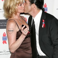 Photo : Melanie Griffith et Antonio Banderas