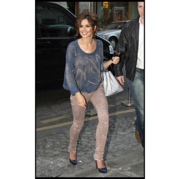 Cheryl Cole à Paris