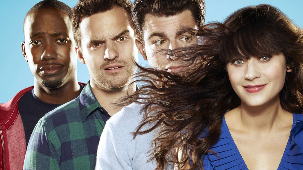 New Girl- Avec Zooey Deschanel, Max Greenfield, Jake M. Johnson, Lamorne Morris