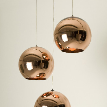Suspension Tom Dixon