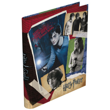 Les fournitures scolaires Harry Potter
