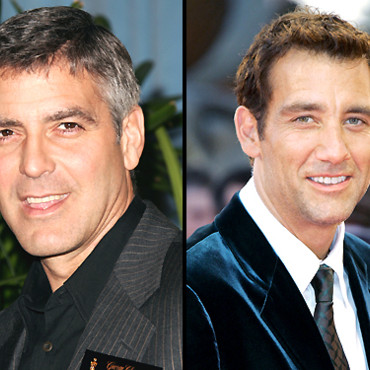 People : George Clooney et Clive Owen