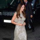 Kate Middleton le 11 septembre 2013 au Tusk Ball à Londres