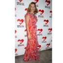 Uma Thurman en Carolina Herrera aux Golden Heart Awards