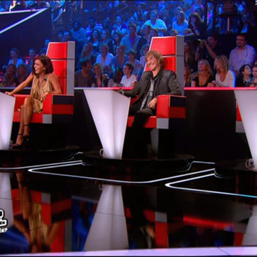4 coachs demi-finale the voice