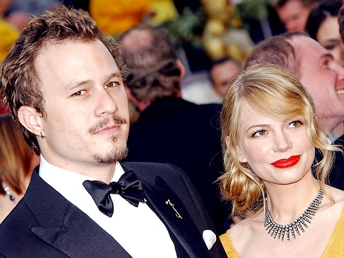 Heath Ledger et Michelle Williams se séparent