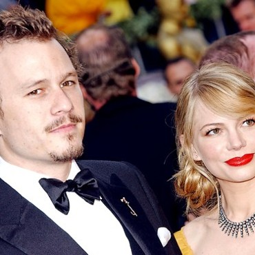 People : Heath Ledger et Michelle Williams